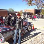 2013 Harley Davidson Touring