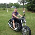 2012 Harley Davidson Custom