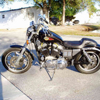 1993 Harley Davidson Sportster Deluxe 883