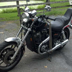 1985 Honda shadow