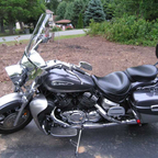2008 Yamaha Royal Star Touring Deluxe