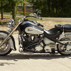 2005 Yamaha Roadstar Custom