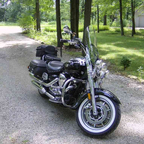2004 Yamaha Midnight Star