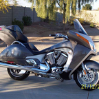 2008 Victory Vision Premium