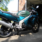 1997 Honda VFR750