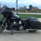 Got my bike about 9 months ago traded my old softail for her best move I have made like the bike got