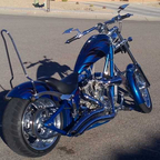 2005 BigDog Chopper RT