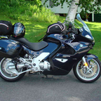 2004 BMW K1200GT