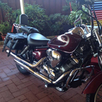 2002 Yamaha Vstar 250