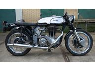 1959 Norton manx, international, caferacer