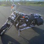 2009 Triumph America