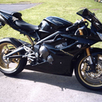 2006 Triumph Daytona 675