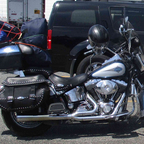 2001 Harley Davidson Heritage Softail Classic