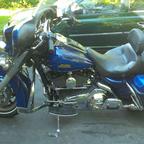 2007 Harley Davidson FLH