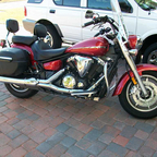 2009 Yamaha V-Star 1300 Touring