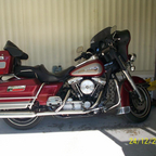 1996 Harley Davidson electra glide classic