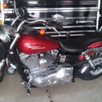 2004 Harley Davidson Dyna Super glide