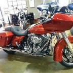 2013 Harley Davidson Road Glide Custom