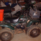 2007 Kawasaki Prarie