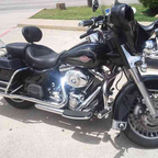 2009 Harley Davidson electric glide classic