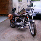 1978 Triumph Bonneville 750