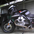 2008 Moto Guzzi 1200 Breva Sport