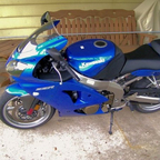 2008 Kawasaki Zzr 600
