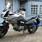 2007 Suzuki V-Strom 650 (DL-650A)