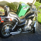 I really like my Vulcan. I\'m just learning to ride and i\'m looking for some friends to ride with.