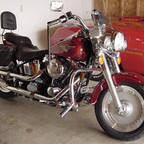 1999 Harley Davidson Fatboy