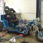 This is my 87 Chev. Trike