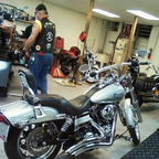 super wide glide with modifications