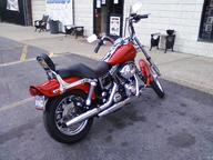 2002 Harley Davidson Dyna Wide Glide