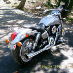 2003 Kawasaki 1500 Meanstreak