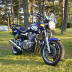 2001 Yamaha XJR1300