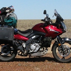 2007 Suzuki Suzuki DL 650 V-Strom