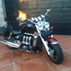 2007 Triumph Rocket 3