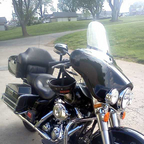 2007 Harley Davidson Electraglide Classic