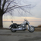 2003 Yamaha Road Star Silver Edition