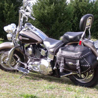 Heritage Softail Classic Harley Davidson