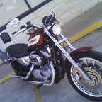 2004 Harley Davidson Sporster 1200