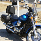 2007 Honda Shadow 750 C2