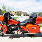 2012 HD Electra Glide Ultra Limited (FLHTK)