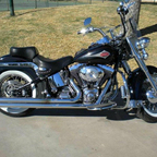 2000 Harley Davidson Custom