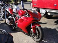 2012 Ducati 848