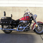 2001 Kawasaki Vulcan Classic 1500 FI