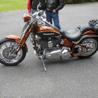 2008 Harley Davidson cvo soft tail -springer-screaming eagle 105 anniversary ..110 powerhouse