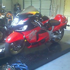 2004 Suzuki busa babyyy w/turbo