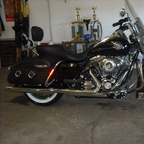 2010 Harley Davidson Road King Classic