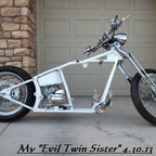 2012 Harley Davidson Custom Springer Softail